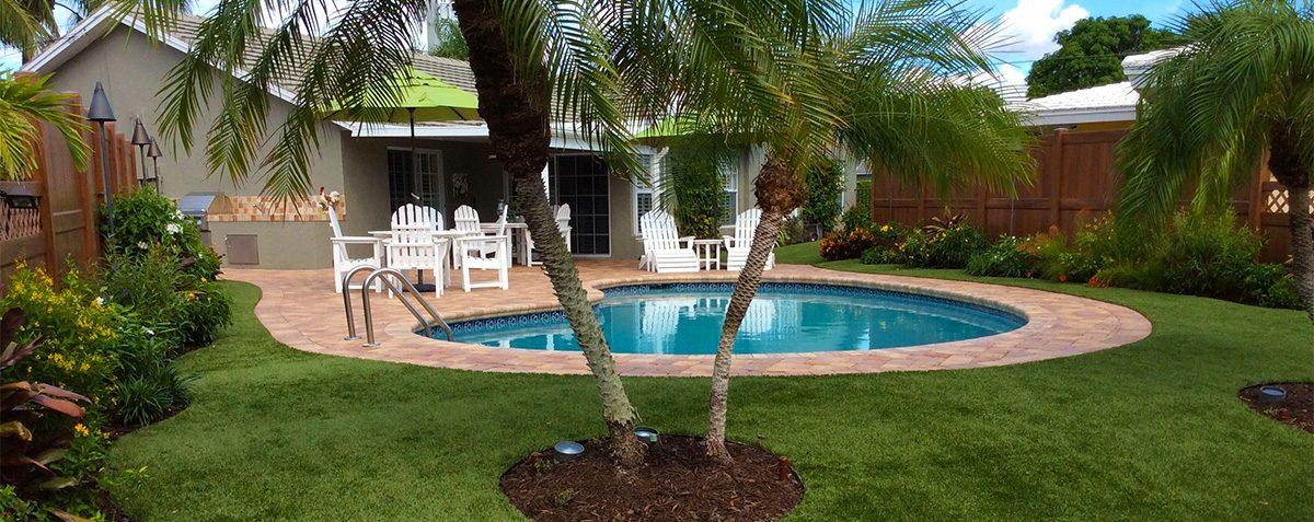 Poolside Turf